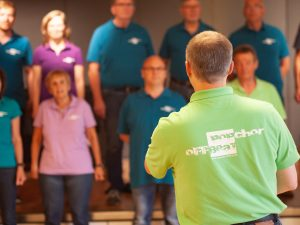 "Popchor ""Offbeat"" in Clausthal-Zellerfeld"