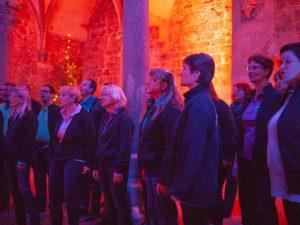 """Offbeat"" im Kloster Walkenried 08. Dezember 2018"